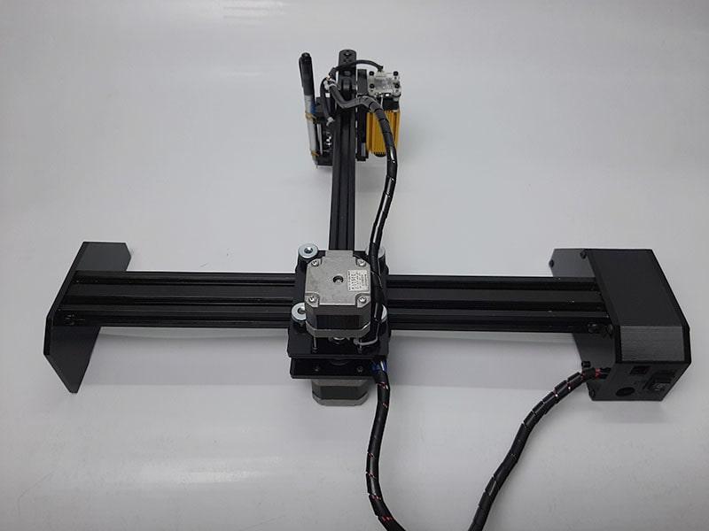 máy khắc laser mini