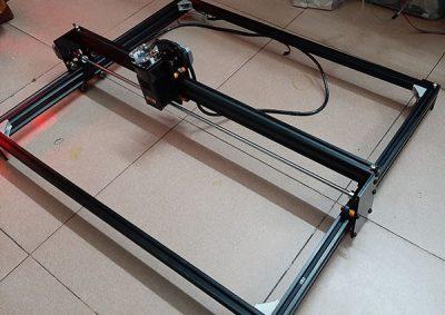 Máy khắc laser mini 6550