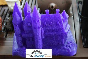 In 3D lâu đài