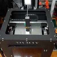 in 3d bằng máy cube 300 pro