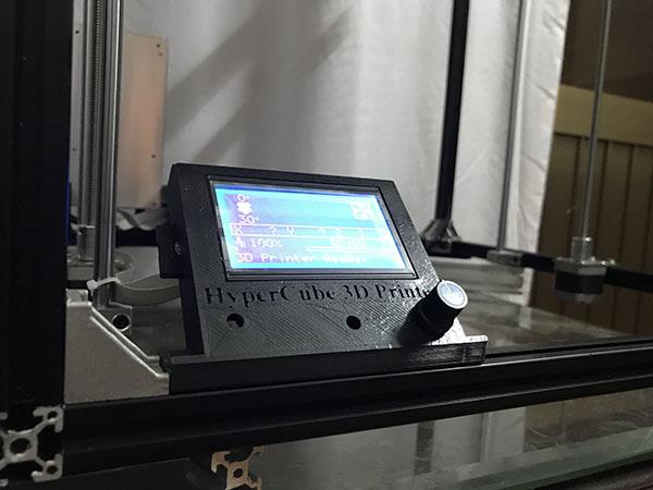 màng hình máy in 3d