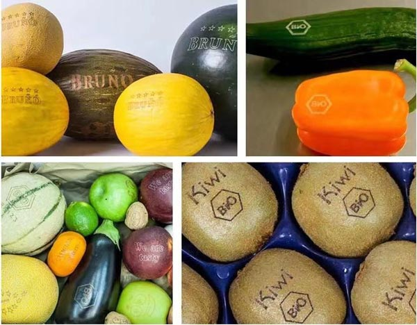 khắc hoa quả