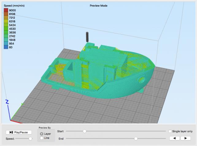 phần mềm Simplify3D 4.1