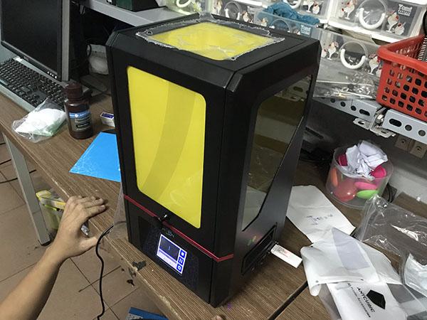 máy in 3d resin