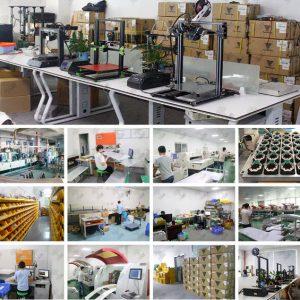 Lắp ráp và sản xuất