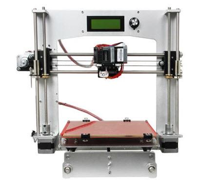 Tài liệu hướng dẫn ráp máy in3D Prusa nguyên bản ( khung thép tấm, mica)