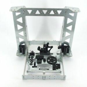 Tài liệu hướng dẫn ráp máy in3D Prusa nguyên bản ( khung thép tấm, mica) 1