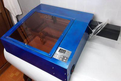máy khắc laser portable
