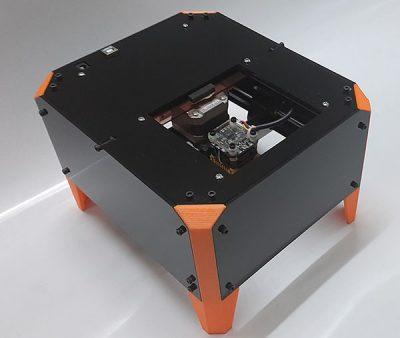 máy khắc laser mini D10